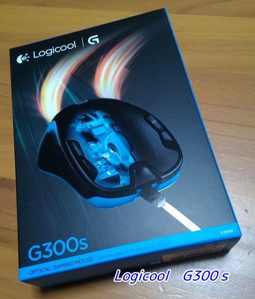 logicool g300s