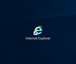 Internet Explorer アイコン