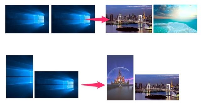 背景画像の変更
