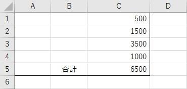 数値へ変更された結果の画像